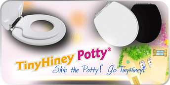 TinyHiney® Potty