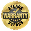 3 Year-warranty