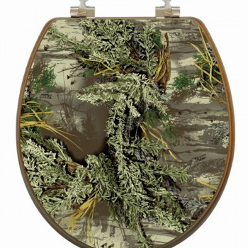 Camouflage Toilet Seat Max-1