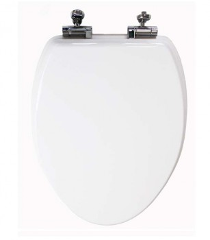 Elongated Slow Close Toilet Seat