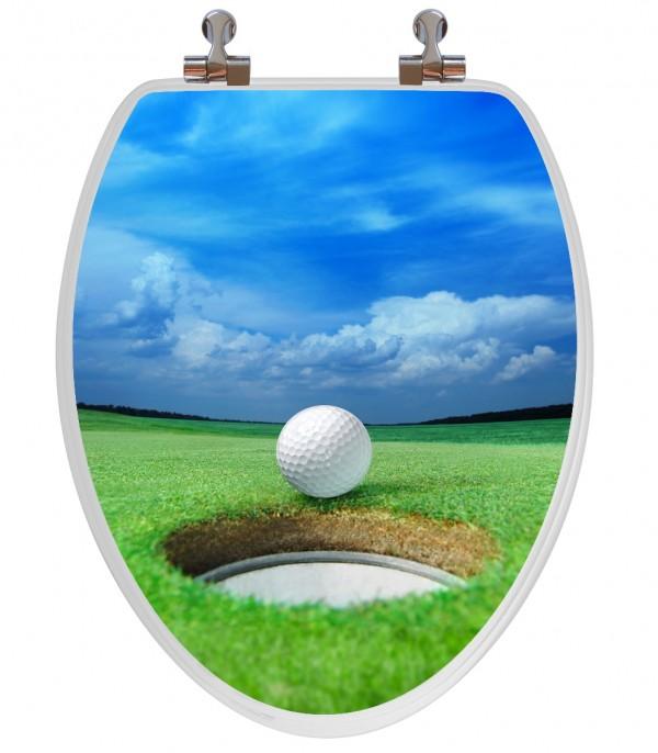 Golf Toilet Seat