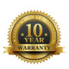 Toilet Seat with 10 Yr Warranty