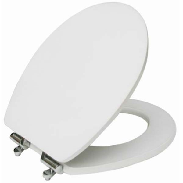 best slow close toilet seat.  Round Toilet Seat Slow Close 03 24 16 Open White