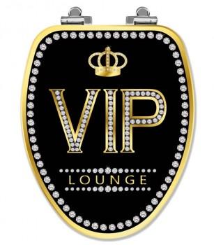 VIP Elongated Toilet Seat
