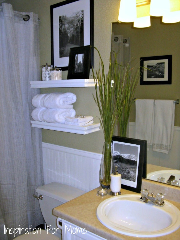 Decorating Guest Bathroom How To Decorate A Bathroom Basics Topseat Toilet Seats